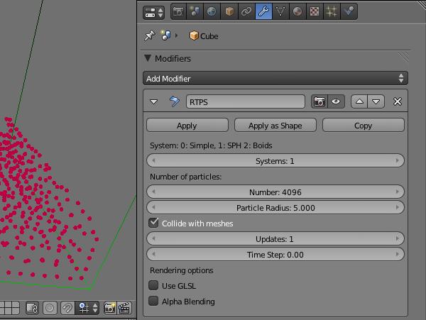 RTPS Modifier UI